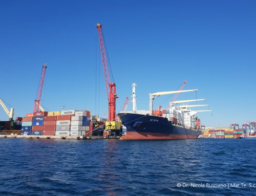 Visit to the Ports of Naples and Salerno on November 29-30, 2018