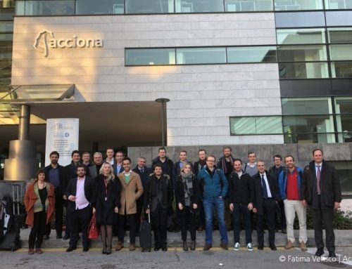 The 2nd Project Management Meeting in Madrid, Spain on February 12-14, 2019