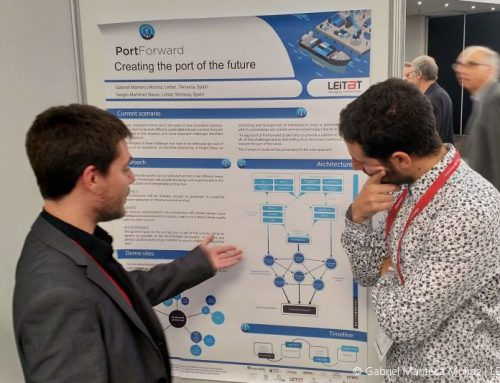Leitat Presents Connected Harbors at Smart Systems Integration in Barcelona