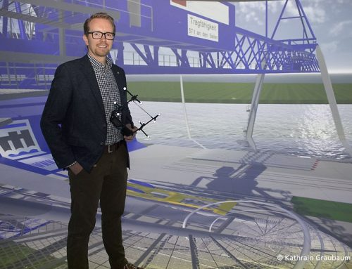 PortForward – The Digital Port presented in the Mixed Reality Laboratory Elbedome