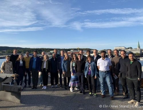 The 3rd Project Management Meeting in Kristiansand, Norway on September 3-5, 2019
