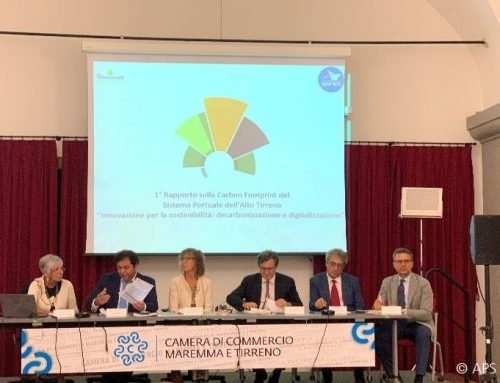1st Report on the Carbon Footprint for the Port Network Authority of the Northern Tyrrhenian Sea