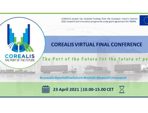 COREALIS Final Conference on April 23rd, 2021
